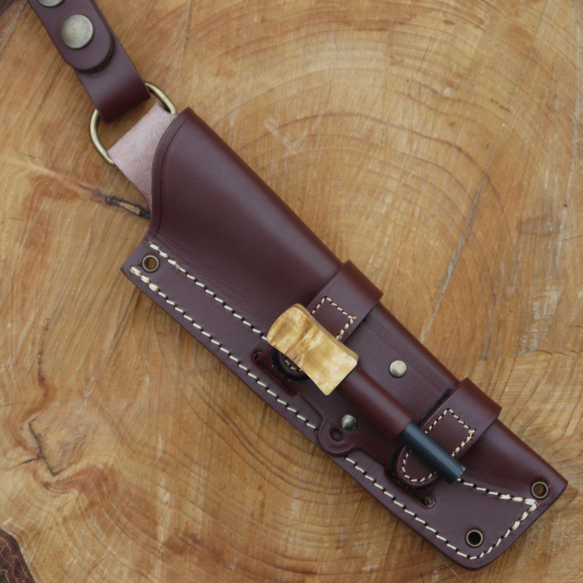 Tbs Boar Bushcraft Knife Kit Make Your Own Boar Kit 4
